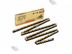 Цепь 420 для мотоцикла (питбайка) D.I.D 420NZ3 - 120 Япония