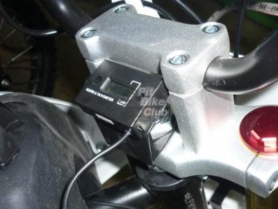 Крепление счетчика моточасов KAYO CRF TTR  YCF фото 1