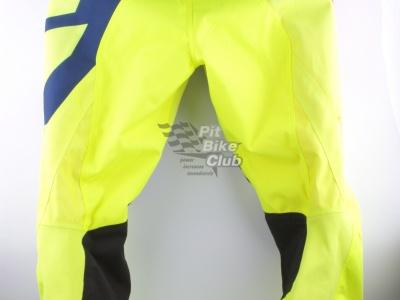 Мотоштаны Shift Racing Assault Race Pants (Ylw-bl) Сине-желтый 28(XS) фото 5