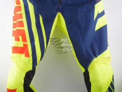 Мотоштаны Shift Racing Assault Race Pants (Ylw-bl) Сине-желтый 28(XS) фото 7