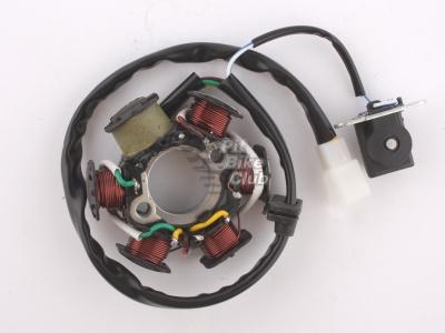 Статор генератора TTR125 (6 катушек) фото 1