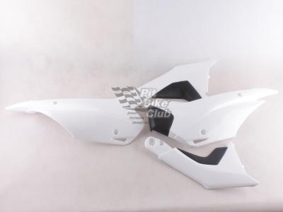 Пластик BSE PH10 боковые части белые (пара) фото 1