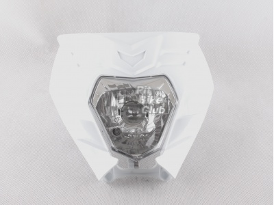 Фара галогенная белая KTM Replica фото 7