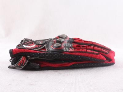 Перчатки Racing One красные размер L фото 1