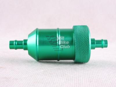 Бензофильтр CNC зеленый фото 5