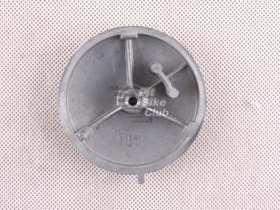 Крышка головки цилиндра левая круглая d-82 мм двиг.120-140 см3 фото 3
