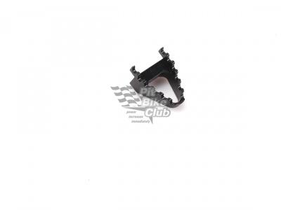 Наконечник педали (лапки) тормоза CNC черный фото 1