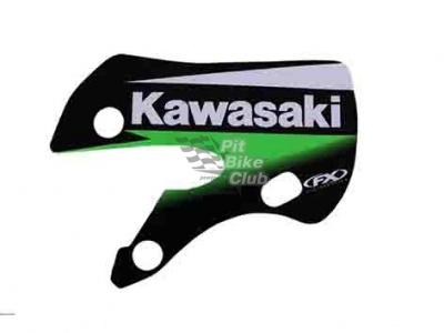 Наклейки KLX Kawasaki фото 1