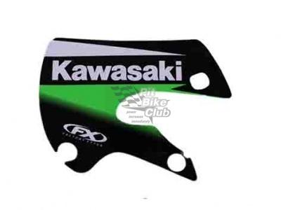 Наклейки KLX Kawasaki фото 3