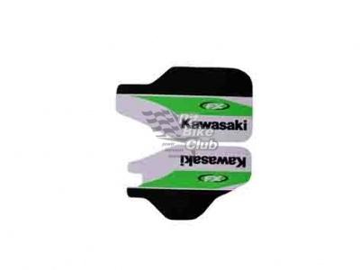 Наклейки KLX Kawasaki фото 5