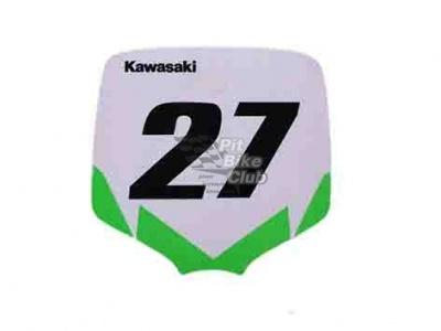 Наклейки KLX Kawasaki фото 7