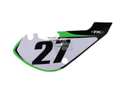 Наклейки KLX Kawasaki фото 9