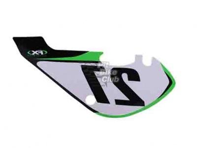 Наклейки KLX Kawasaki фото 11