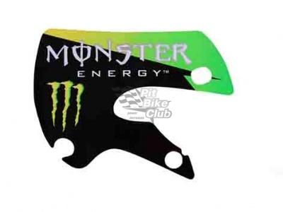 Наклейки KLX Monster Energy фото 11