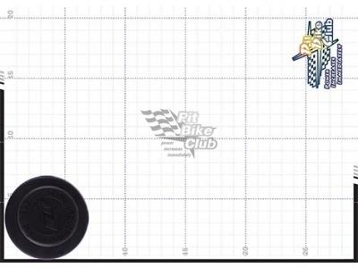 One Industries Gamma Low Profile грипсы на руль, черный фото 7