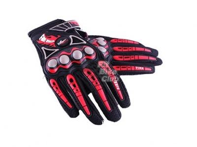 Перчатки Racing One черные размер L фото 1