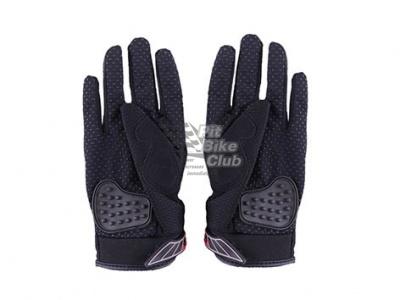 Перчатки Racing One черные размер L фото 5