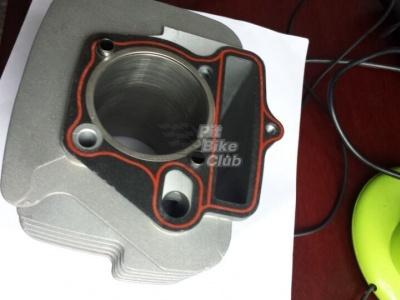 Прокладки двигателя YX 140 полный комплект фото 5