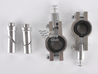 Комплект крепежа (крепление) для защиты рук для рулей 22мм и 28,6 мм фото 3