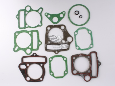 Прокладки ЦПГ (компл. 6шт.) YCF двиг. YX125 фото 1