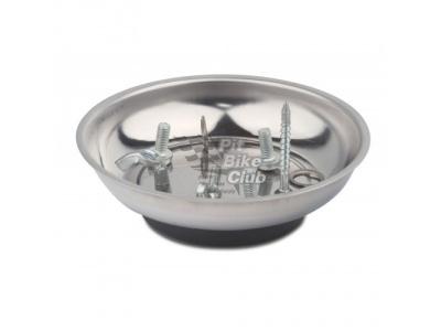 Магнитная тарелка держатель для метизов гаек и болтов фото 1