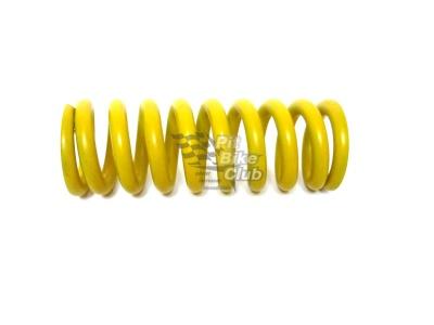 Пружина амортизатора YCF 360мм 800 Lbs желтая фото 1