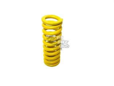 Пружина амортизатора YCF 360мм 800 Lbs желтая фото 3