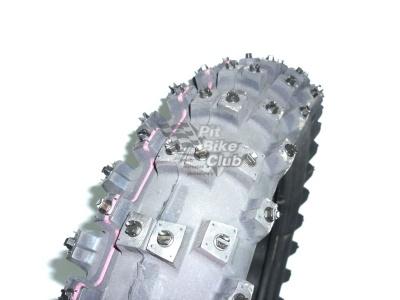 Мотошина Mitas C-20 12 - 80/100 49M TT MI шипованная фото 5