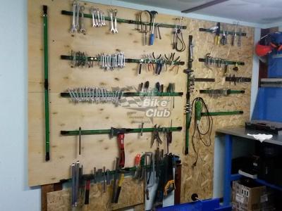 Магнитный держатель для инструментов 650мм до 5кг фото 3