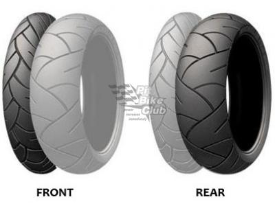 Покрышка Michelin PILOT SPORT  130/70-12 62P фото 5