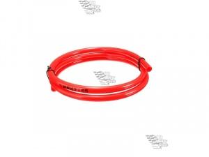 Шланг топливный  1м красный PBC