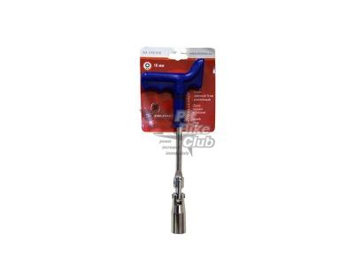 Ключ свечной усиленный 16 мм SKYBEAR фото 1