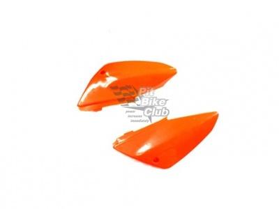 Боковые обтекатели задние (пара) KAYO CRF70 оранжевые фото 1
