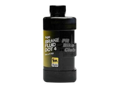 Тормозная жидкость AGIP DOT 4 1L фото 1