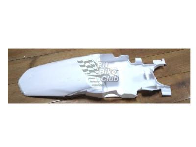 Крыло заднее белое  CRF110S  фото 1
