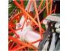 Трубки для спиц 35шт оранжевые превью 1