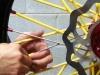 Трубки для спиц 35шт ярко-желтые превью 9