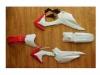 Пластик для питбайка  BSE 2014 PH10 красный превью 3
