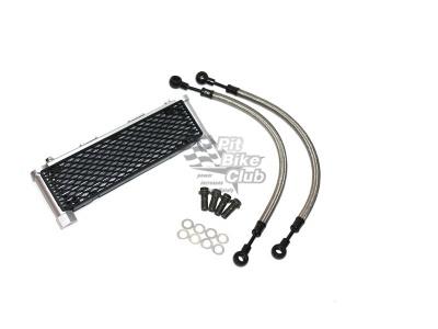 Радиатор в сборе для YX125/140/150-5 фото 3