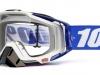 Очки 100% Racecraft Cobalt Blue / Clear Lens (50100-002-02) превью 1
