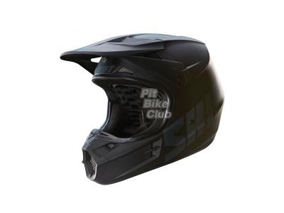 Мотошлем Shift V1 Assault Race Helmet Matte Black M (16109-255-M) фото 1
