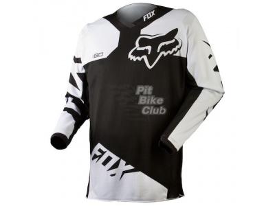 Мотоджерси Fox 180 Race Jersey Black M (10713-001-M) фото 1