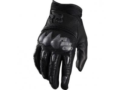 Мотоперчатки Fox Bomber S Glove Black M (01095-001-M) фото 1