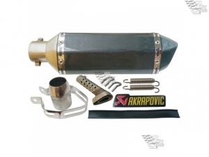 Глушитель KTM AKRAPOVIC тип карбон