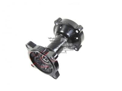 Ступица заднего колеса PH10 черная фото 1