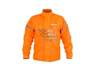 Куртка дождевика Inflame Rain Classic, цвет оранжевый XL фото 1