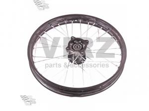 Диск колесный D14 задний 1.85-14 (спицы) (диск. 4x7