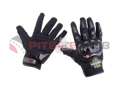 """Перчатки """"MONSTER ENERGY"""" (size:XL. черные). фото 1"""