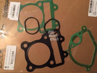 Прокладки ЦПГ (компл. 6шт.) YCF двиг. YX150(KLX) фото 1