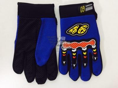 Перчатки GO (size:M, синие) 46 фото 1